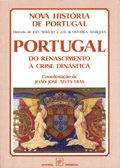 Capa do vol. V da Nova História de Portugal